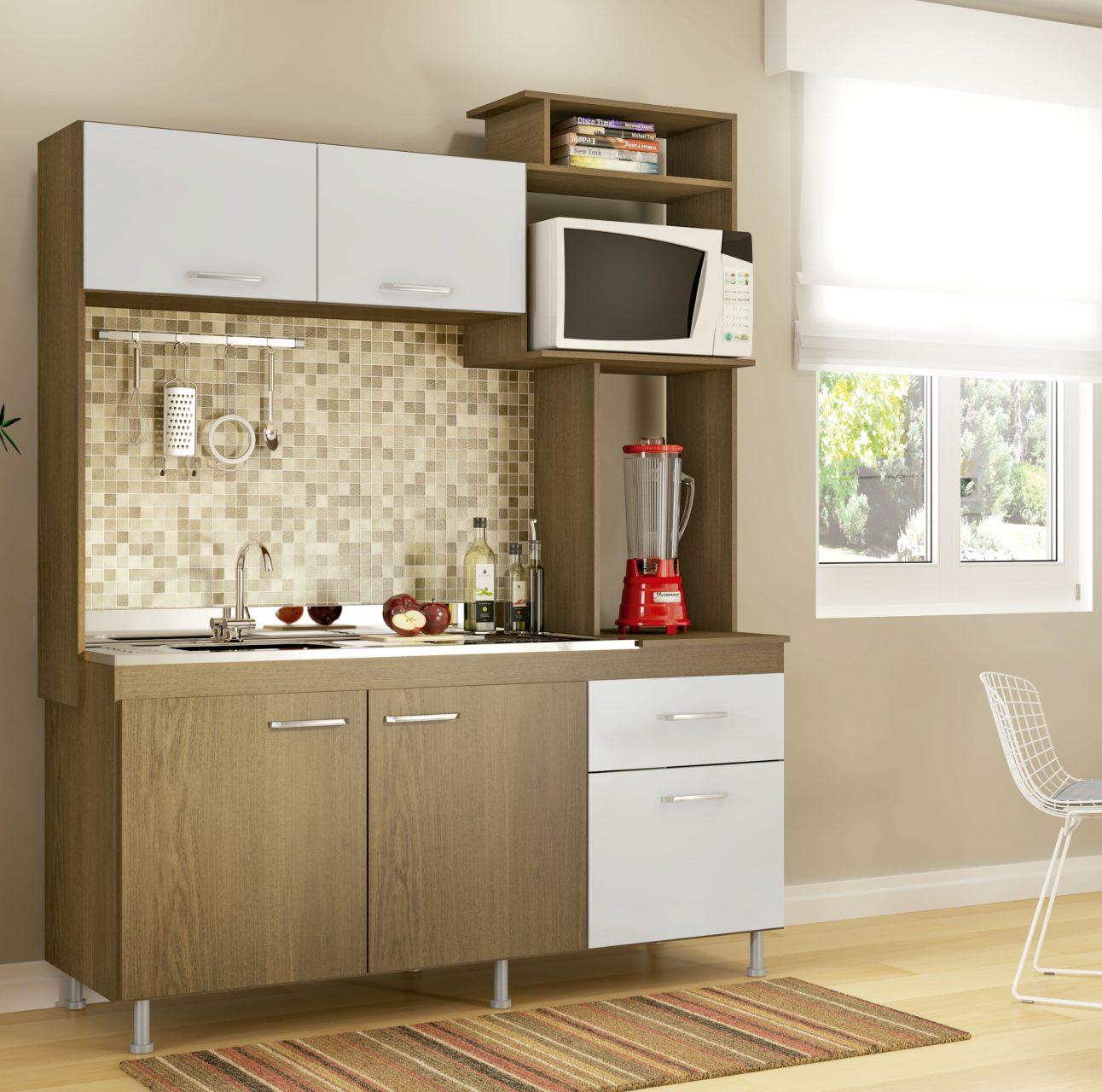Muebles Cocina bajo mesada aereo 5 puertas Multiuso 308 - Muebles ...